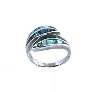 VTG Soughtwestern Style 925 Wrap Around Ring